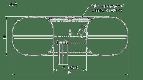 Tylko na zewnątrz Zbiornik LPG poznaj zasady prawidłowego doboru zbiornika gazu. SQ45