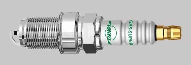 Świece zapłonowe do gazu przystosowana do instalacji lpg
