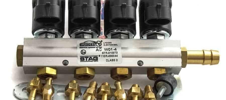 wtryskiwacze gazowe AC W-01