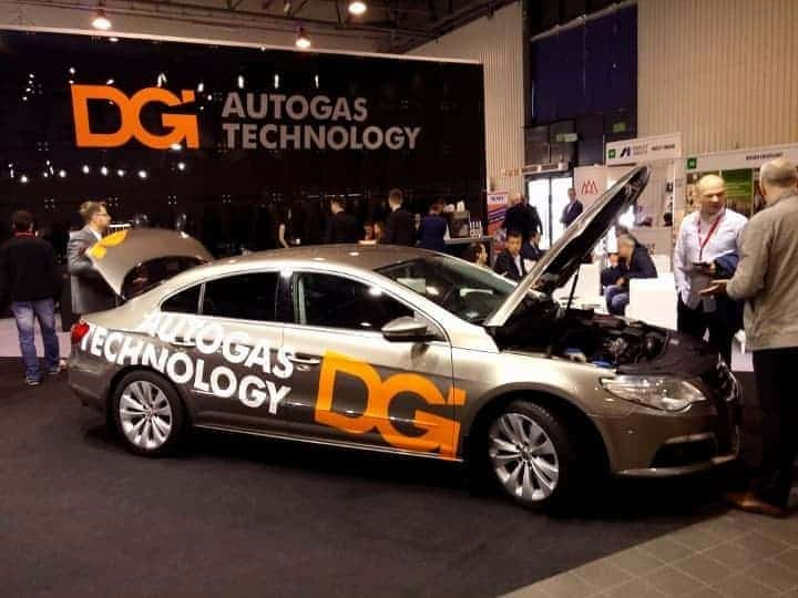 DGI Autogas prezentacja