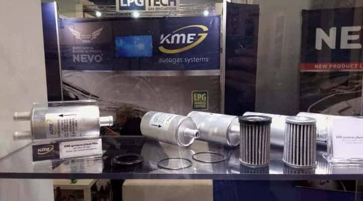 filtry lpg firmy KME