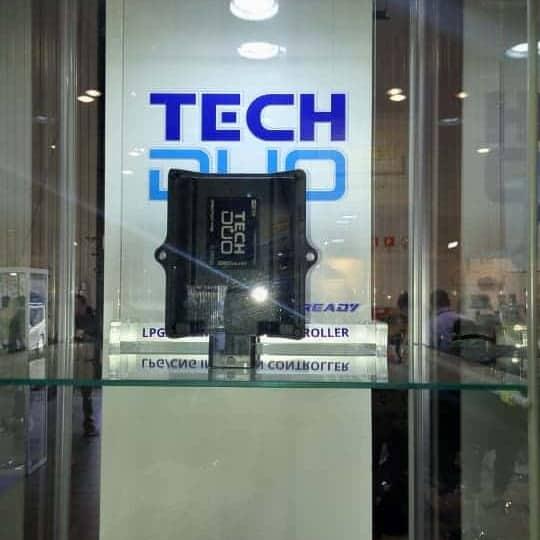 LpgTech sterownik lpg Tech Duo