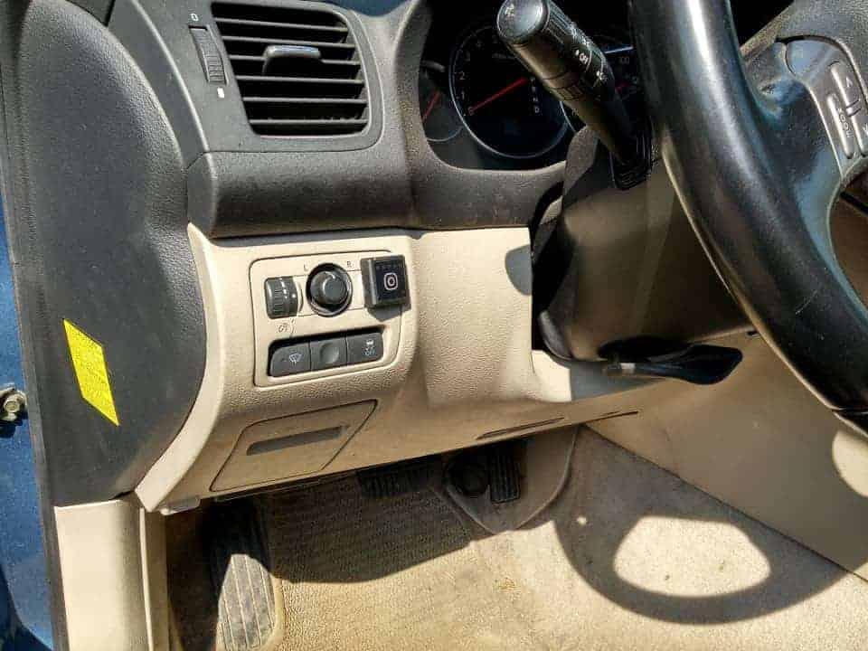Centralka przełącznik gaz benzyna Lpgtech 326