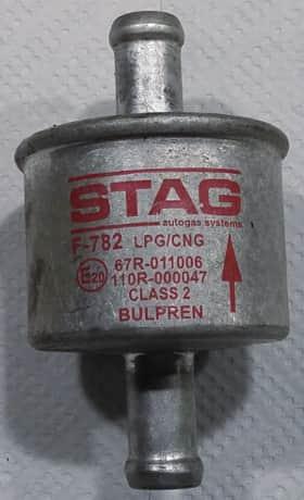 Filtr lpg typ F-782 wkłąd bulpren