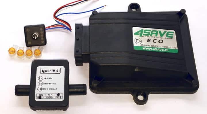 komputer lpg 4Save ECO zestaw