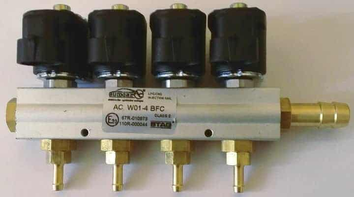 wtryskiwacze AC W01