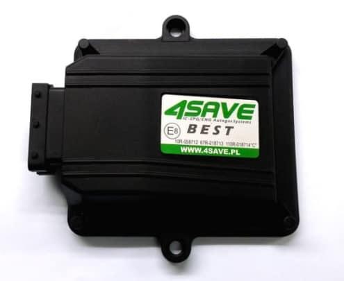 sterownik gazowy lpg 4Save Best