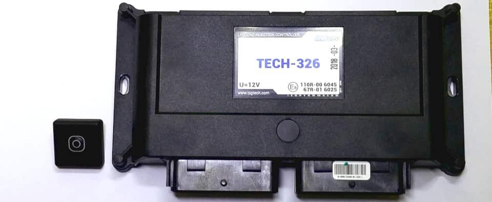 sterownik Lpgtech Tech 326