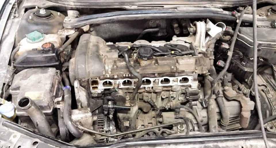 silnik Volvo s60 bez kolektora dolotowego montaż instalacji lpgtech