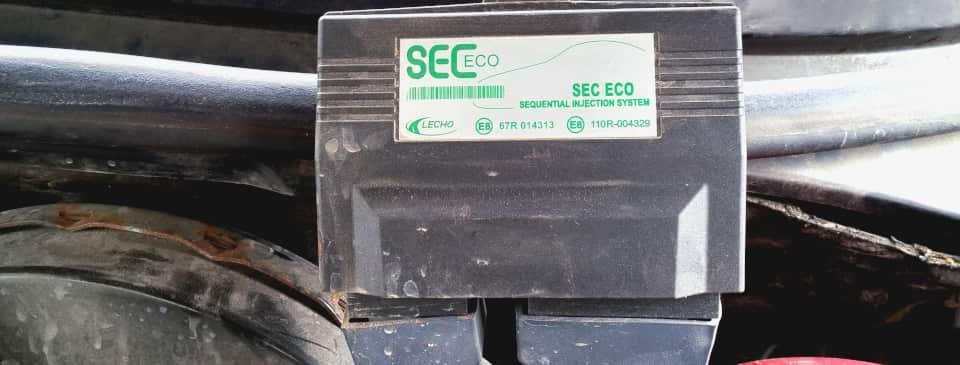 wtyki złącza elektrycznego Sec Eco
