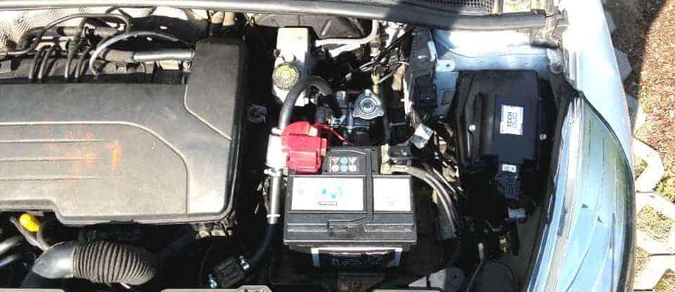 sterownik gazowy TECH DUO w Renault Clio III