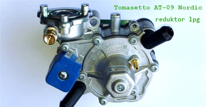 reduktor lpg Nordic Tomasetto