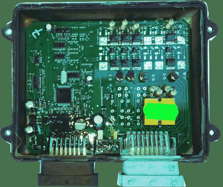 NOVA SGIS płytka PCB