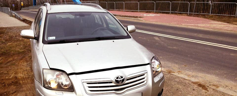 Toyota Avensis instalacja lpg