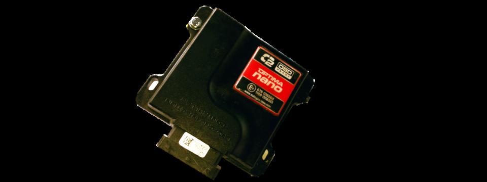 Optima Nano Sterownik lpg do instalacji gazowej w samochodzie