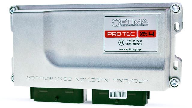 Optima Pro-Tec sterownik LPG