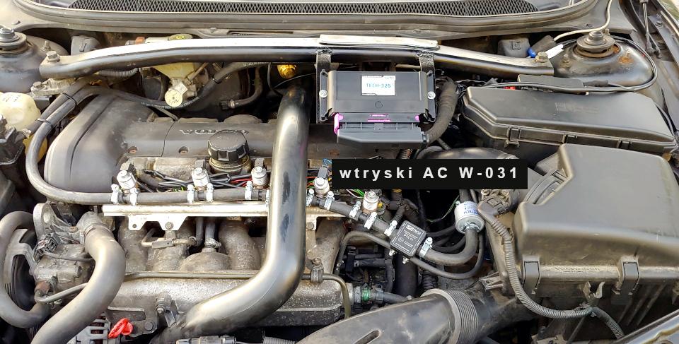 wtryski LPG AC W-031