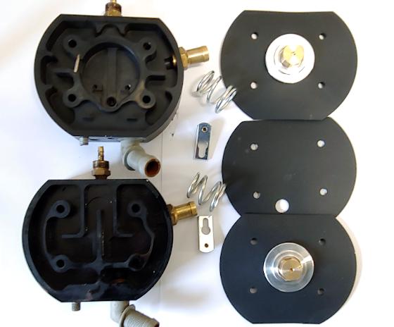 parownik LPG KME R2 TWIN zestaw naprawczy