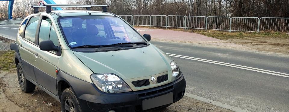 Renault Scenic RX4 instalacja LPG KME NEVO