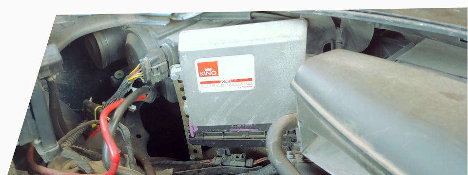 King 3000B Direct Injection sterownik LPG do wtrysku bezpośredniego