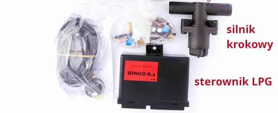 sterownik KME Bingo S do instalacji LPG II generacji
