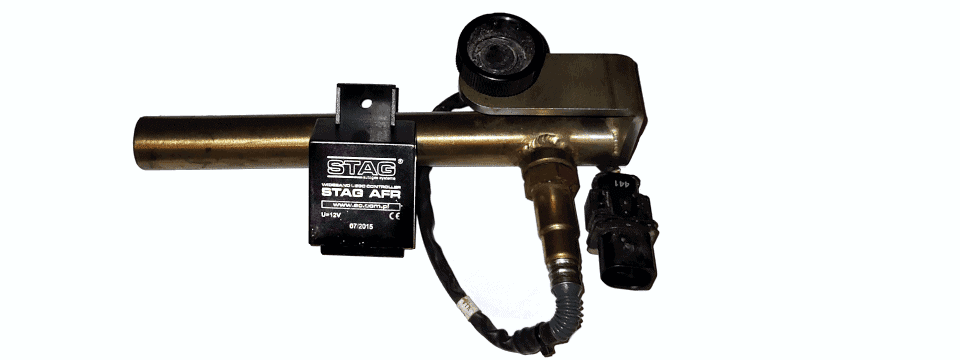 Stag AFR sonda AFR strojenie instalacji LPG