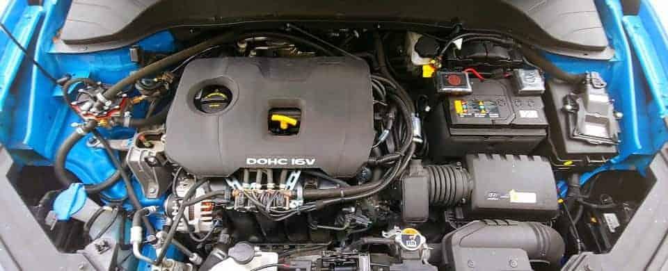 Hyundai Kona instalacja gazowa