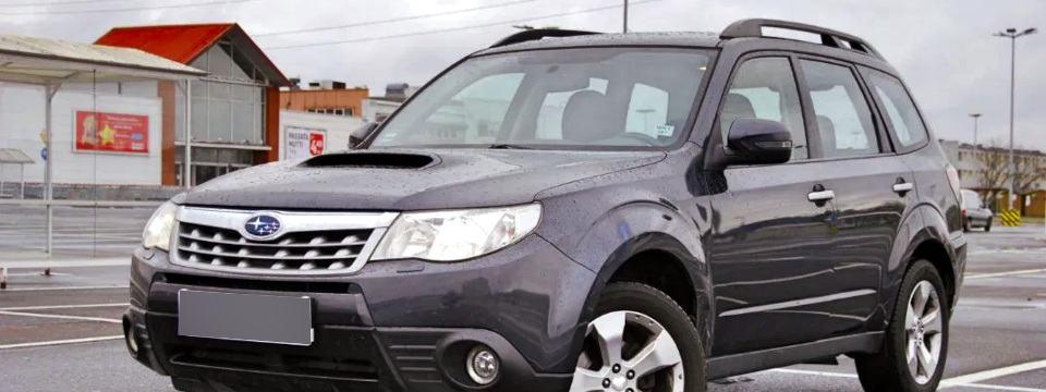 wtryskiwacze MED wymiana Subaru Forester instalacja lpg Omegas