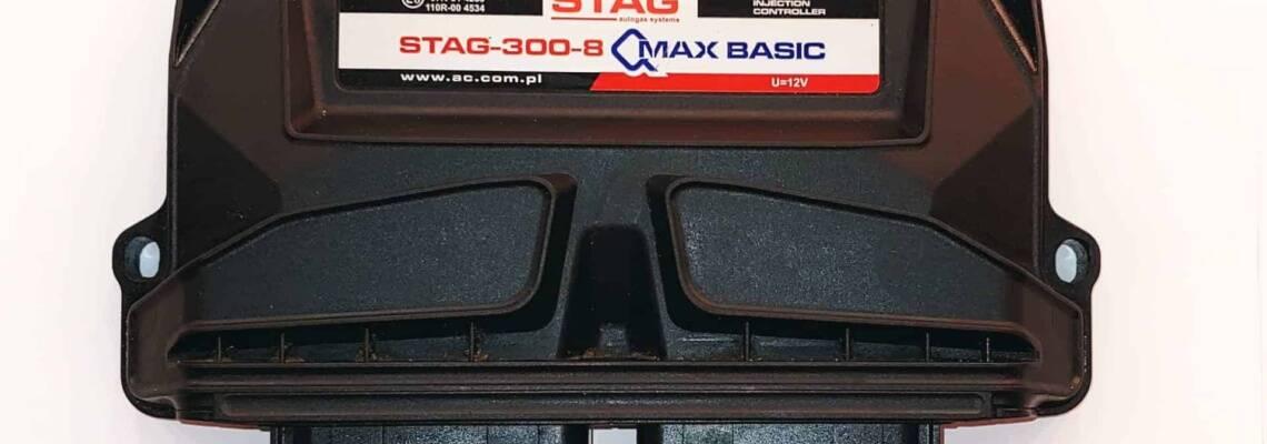 sterownik LPG Stag Qmax Basic