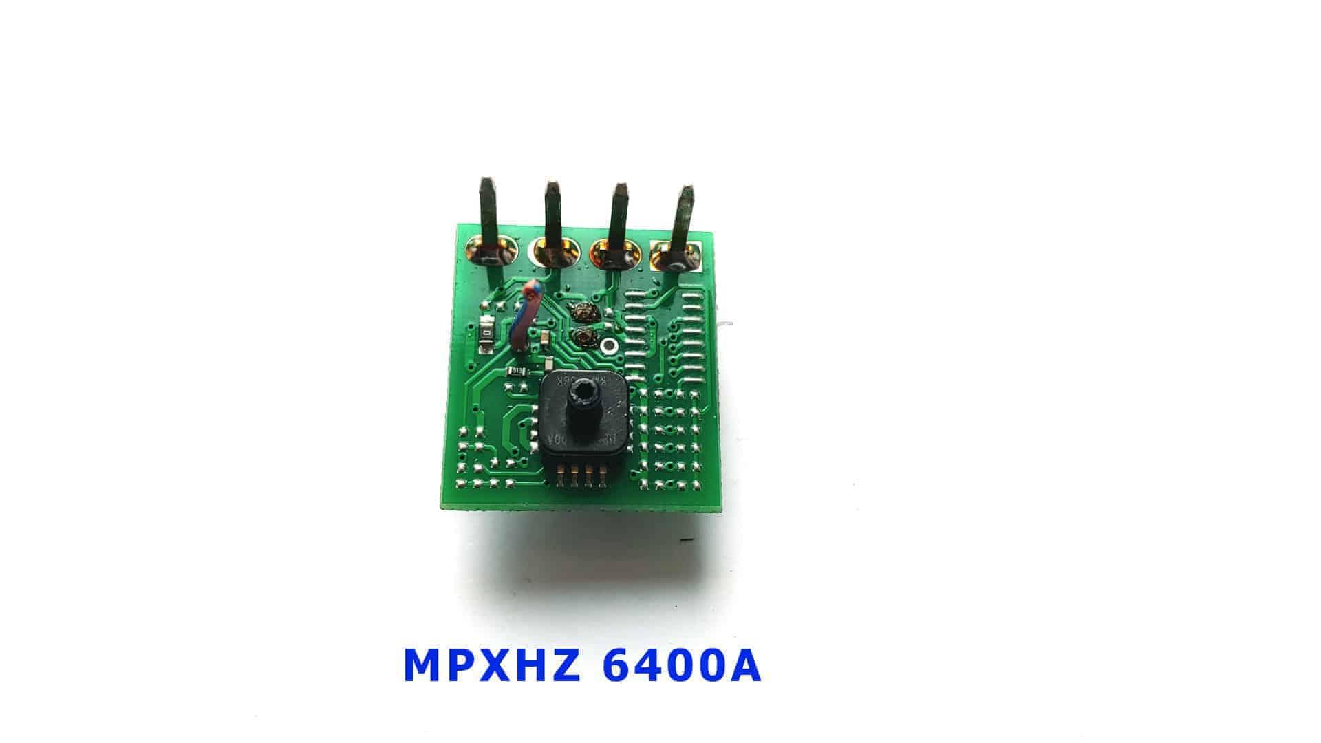 mapsensor czujnik ciśnienia MPXHZ 6400A