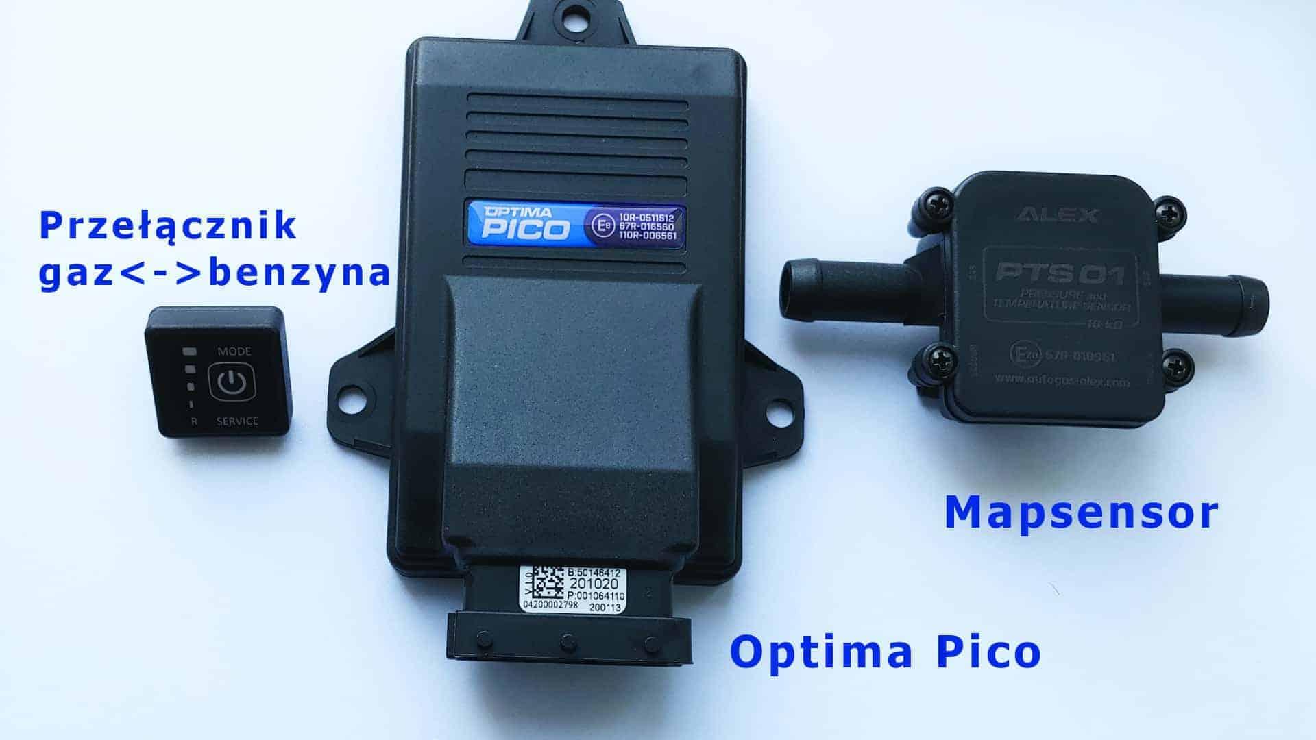 Optima Pico kit elektronika